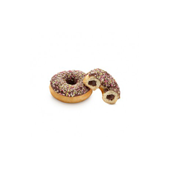 Chocolade party donut